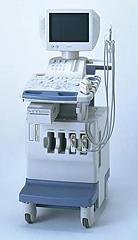 写真:超音波診断装置